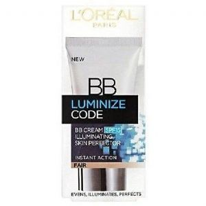 L'Oreal Paris Youth Code Luminize BB Cream Light to Fair